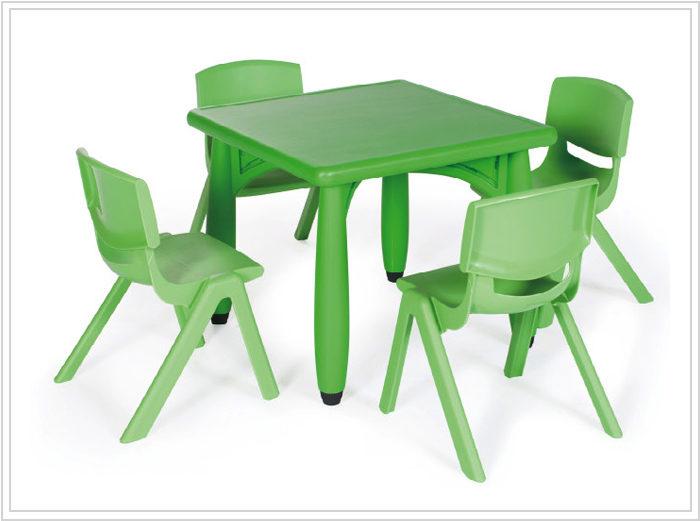 Mesas escolares ronda kogara sac mayoristas mobiliario for Mobiliario educativo