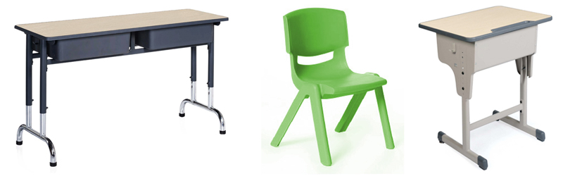 mobiliario educativo